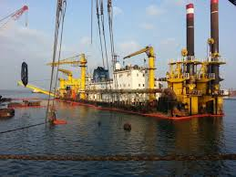 2014 & 2015 new Suez Canal A Leading Ship Chandlers Service Ship Dredger Supports Various, Lay Barges And Mobile Drilling Rigs Field Rigs Supplier 11