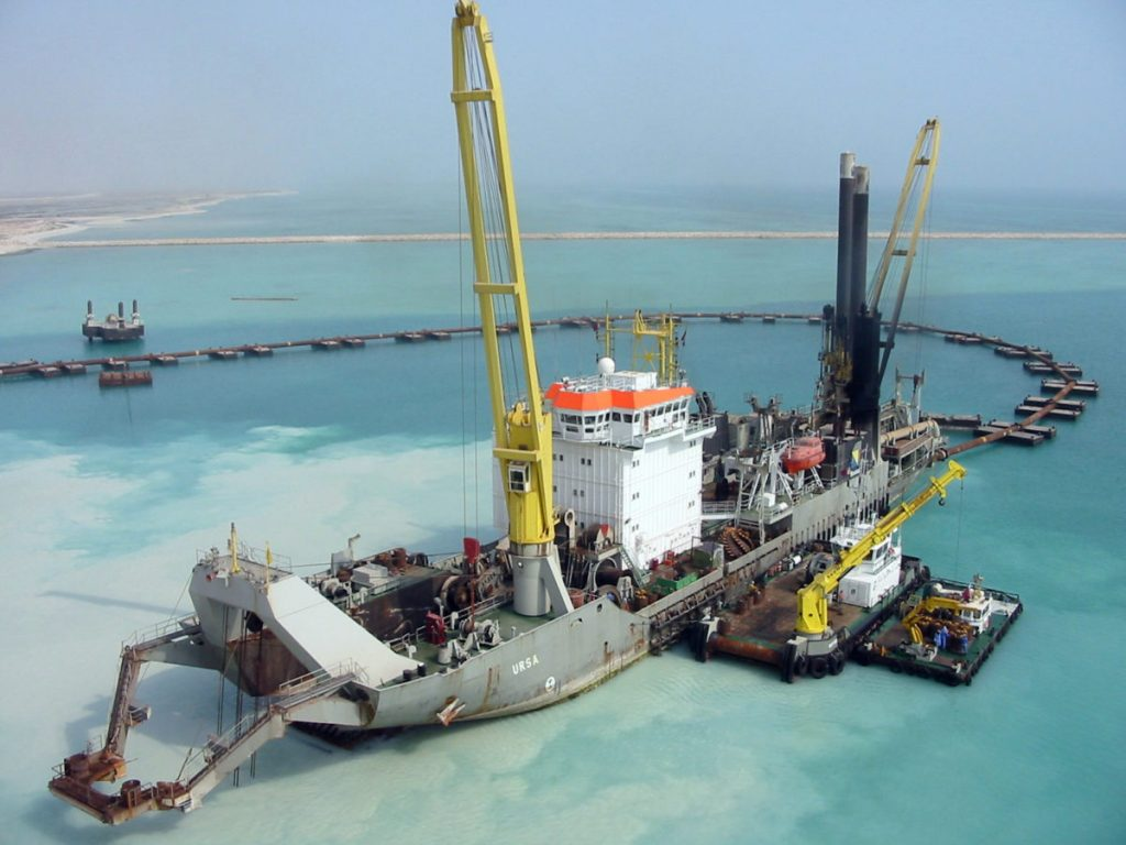 2014 & 2015 new Suez Canal A Leading Ship Chandlers Service Ship Dredger Supports Various, Lay Barges And Mobile Drilling Rigs Field Rigs Supplier 6